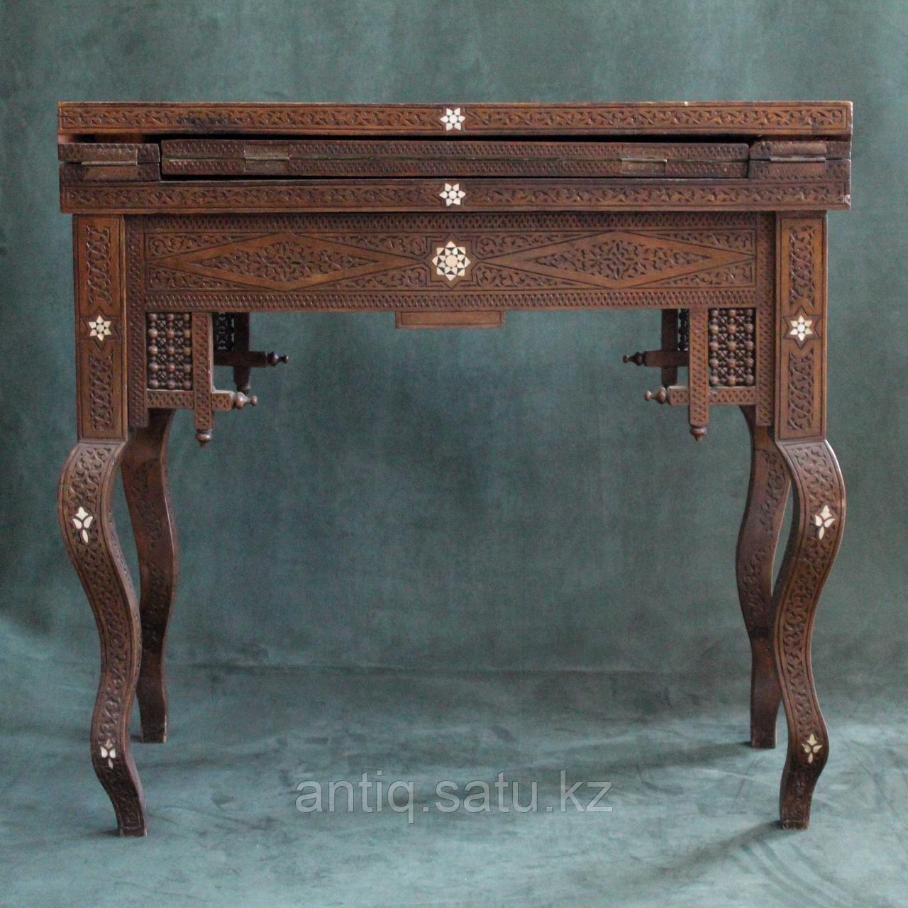 Арабский столик. Центральная Азия. XIX век - фото 1