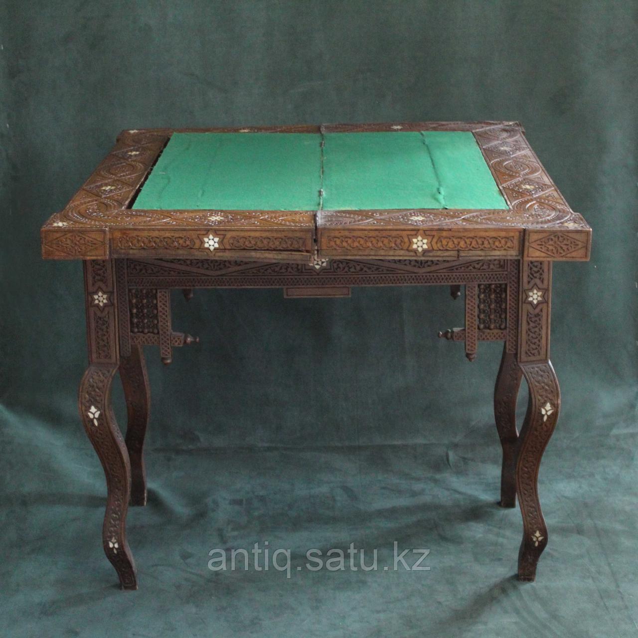 Арабский столик. Центральная Азия. XIX век - фото 2