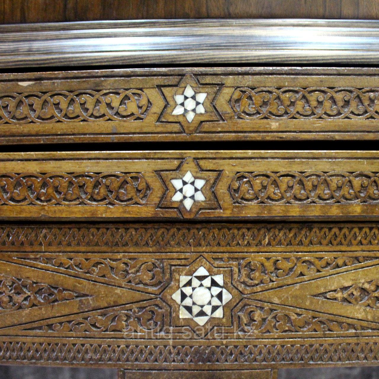 Арабский столик. Центральная Азия. XIX век - фото 4