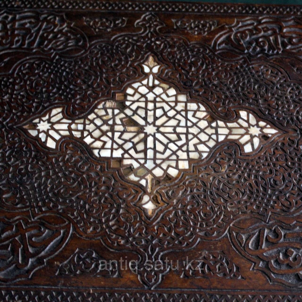Арабский столик. Центральная Азия. XIX век - фото 5