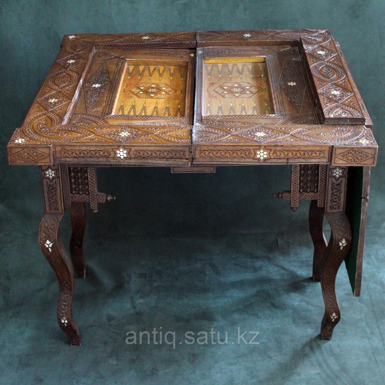 Арабский столик. Центральная Азия. XIX век - фото 6