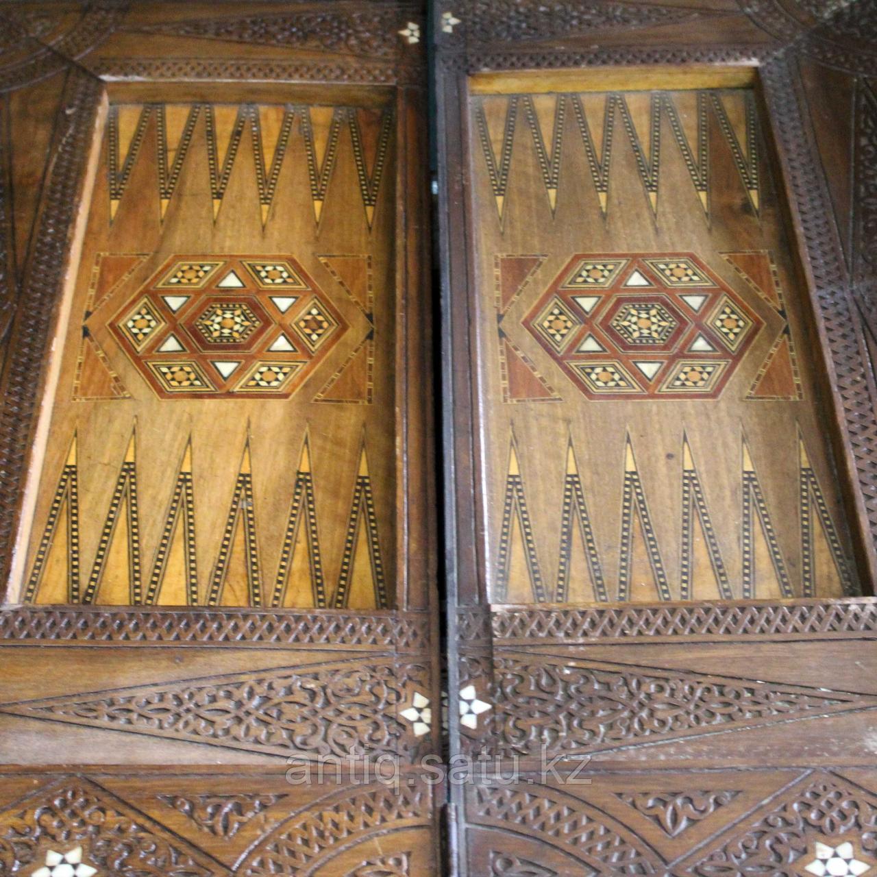 Арабский столик. Центральная Азия. XIX век - фото 7