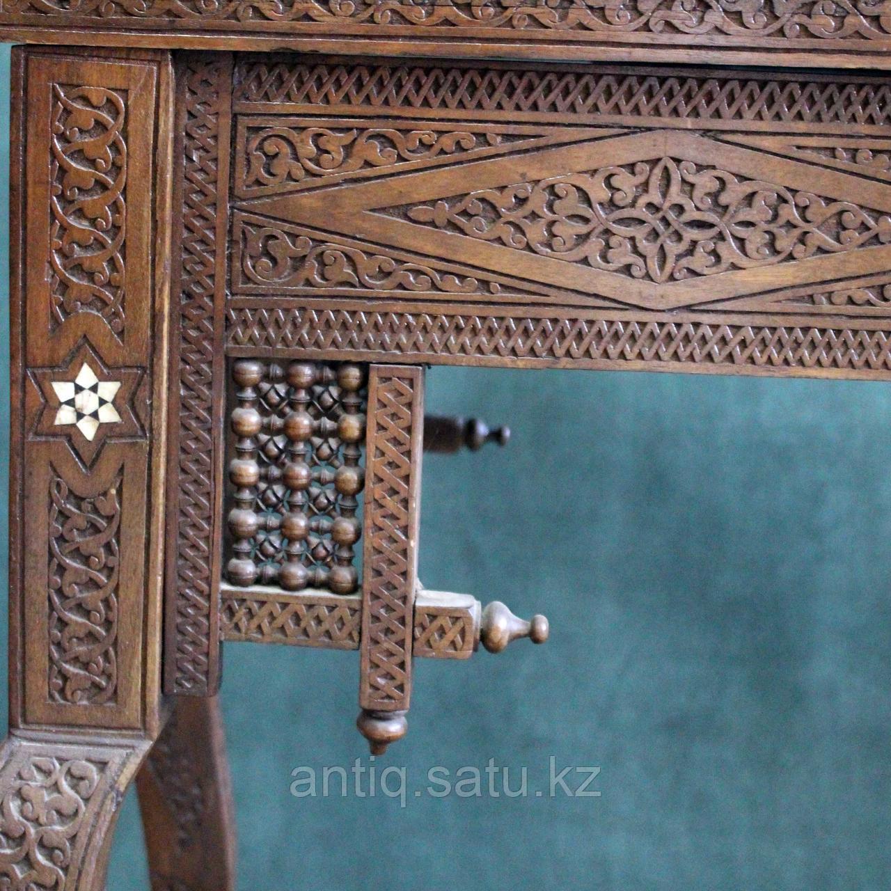 Арабский столик. Центральная Азия. XIX век - фото 8