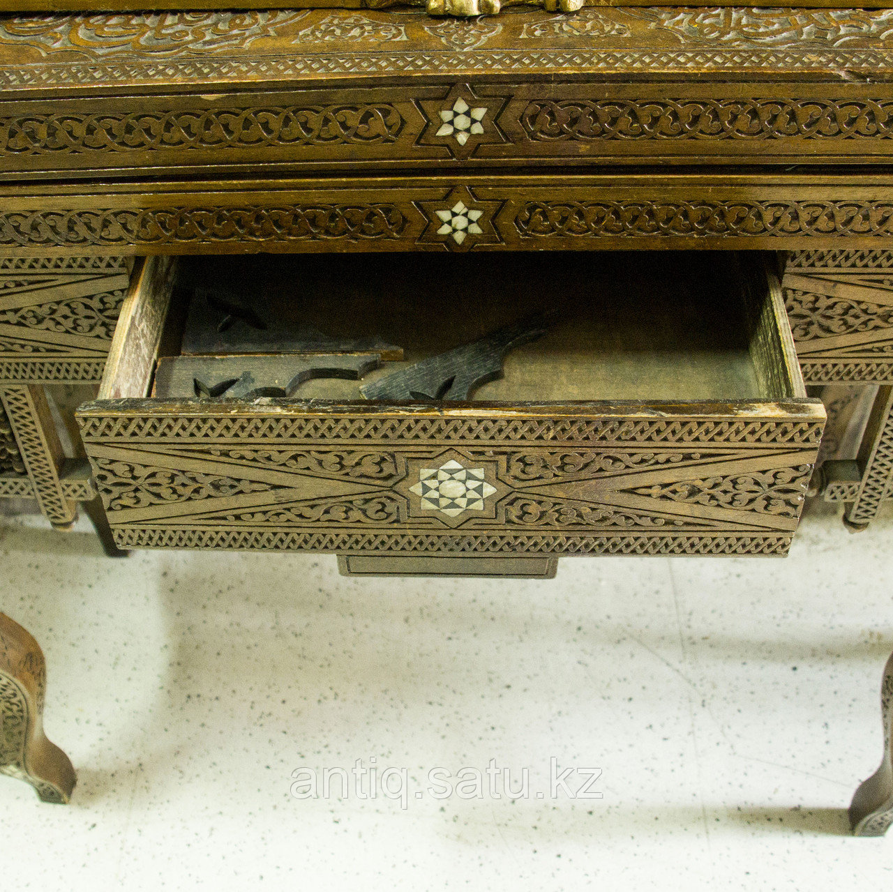 Арабский столик. Центральная Азия. XIX век - фото 9