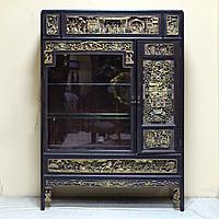 Витрина в китайском классическом стиле