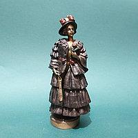 Девушка. Скульптура в стиле венской бронзы