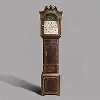 Напольные часы в Викторианском стиле. Часовая мастерская M. Woller