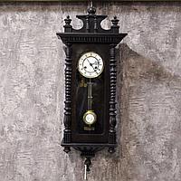 Настенные часы Густава Беккера. Германия. Начало ХХ века Часовая мастерская Густав Беккер
