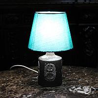 Дизайнерская настольная лампа из керамики. Производство Sejer Unic Keramik