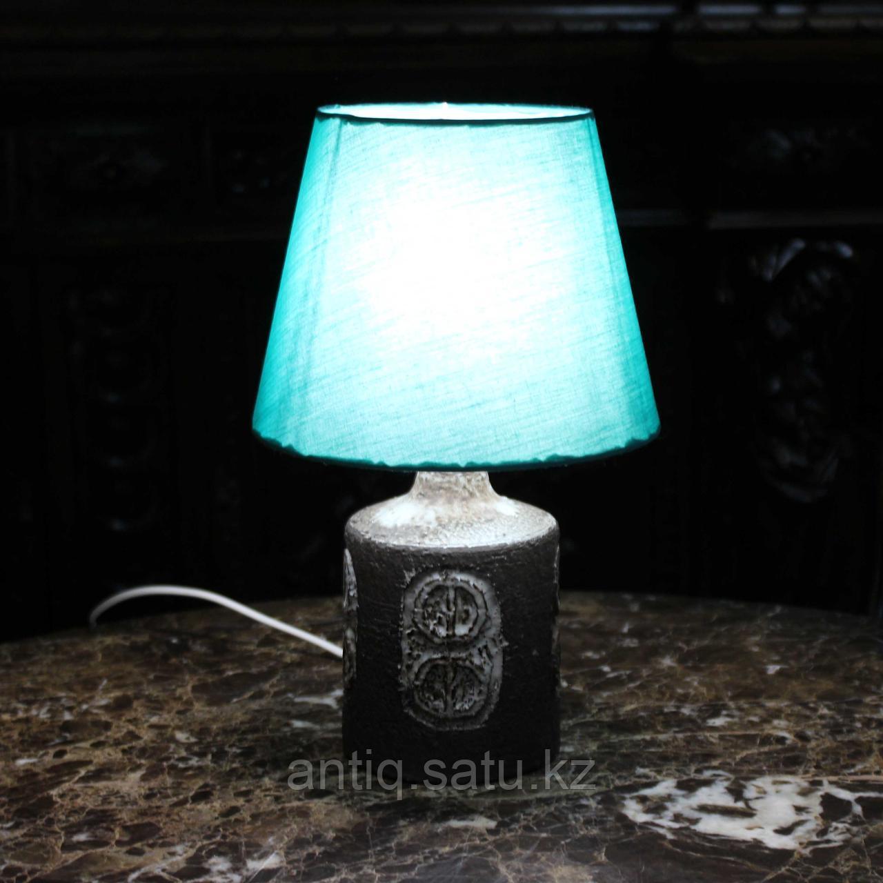 Дизайнерская настольная лампа из керамики. Производство Sejer Unic Keramik - фото 1