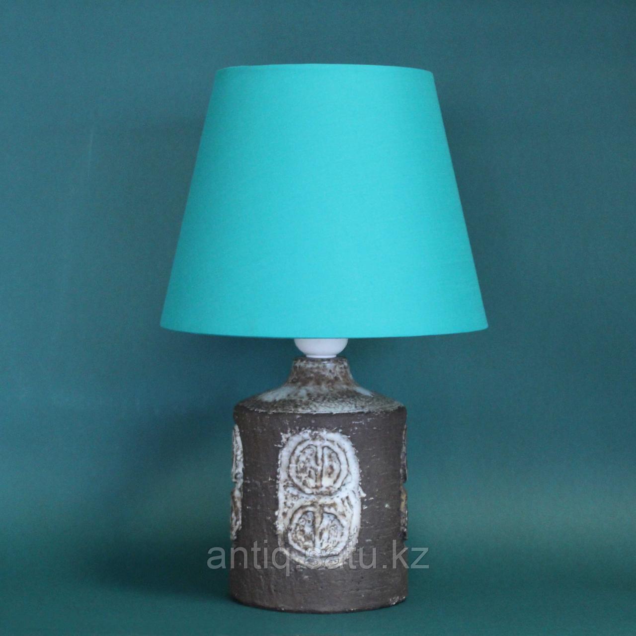 Дизайнерская настольная лампа из керамики. Производство Sejer Unic Keramik - фото 2