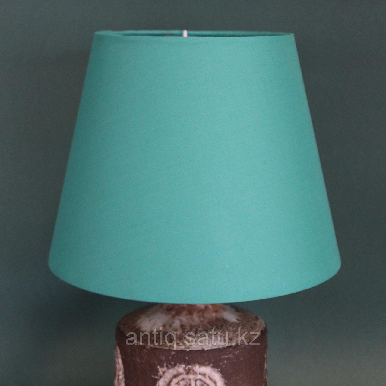 Дизайнерская настольная лампа из керамики. Производство Sejer Unic Keramik - фото 4