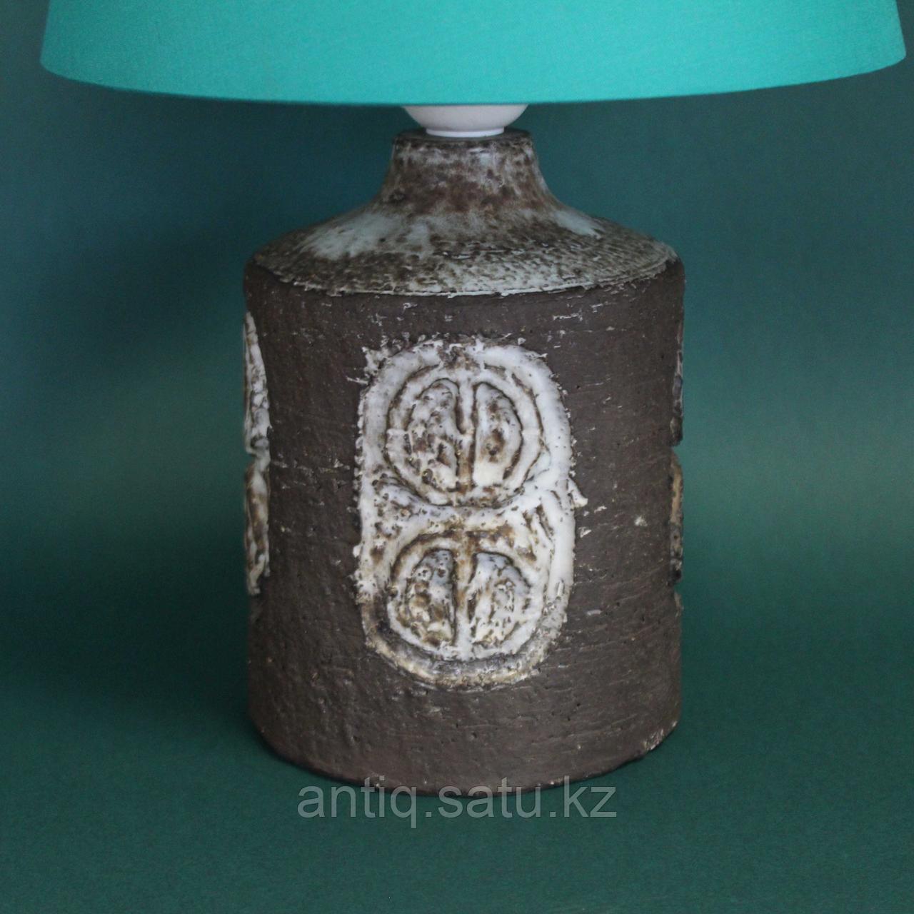 Дизайнерская настольная лампа из керамики. Производство Sejer Unic Keramik - фото 5