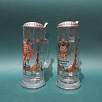 Немецкие пивные кружки. С имперской символикой Германии.