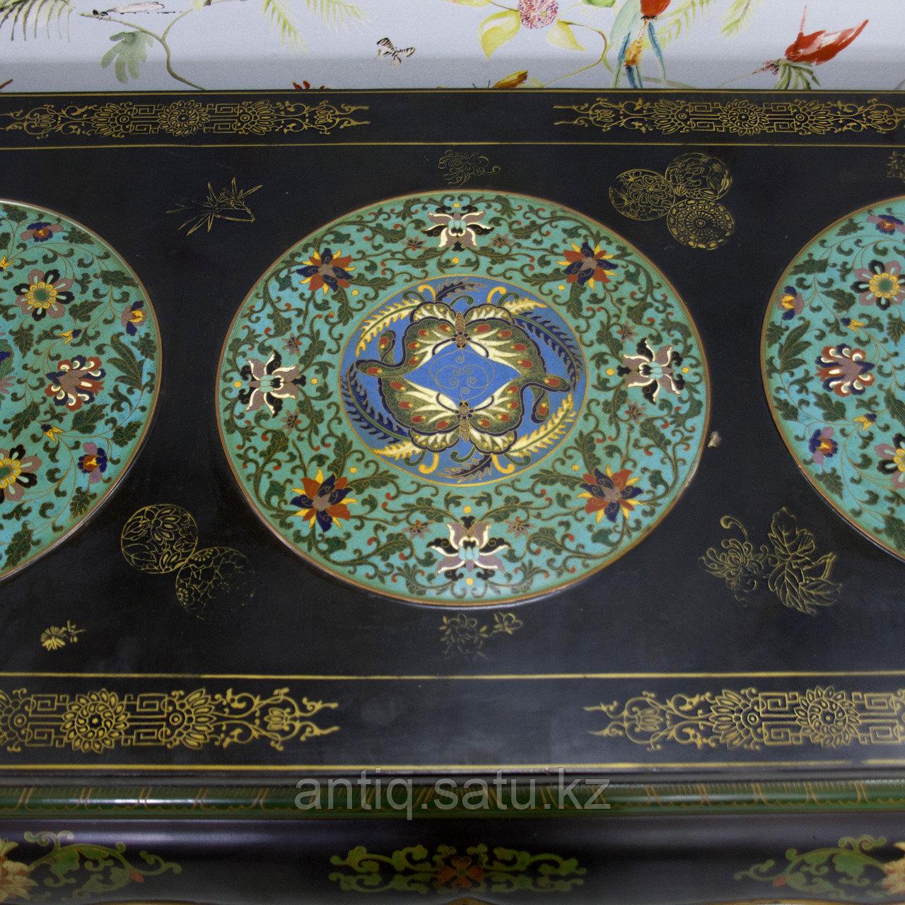Журнальный столик. Китай. Середина ХХ века - фото 3