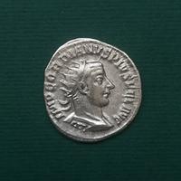 Император Марк Антоний Гордиан III (238-244) Римская Империя.
