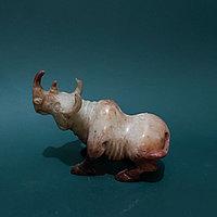 Носорог. Символ удачи и учености Китай, начало ХХ века