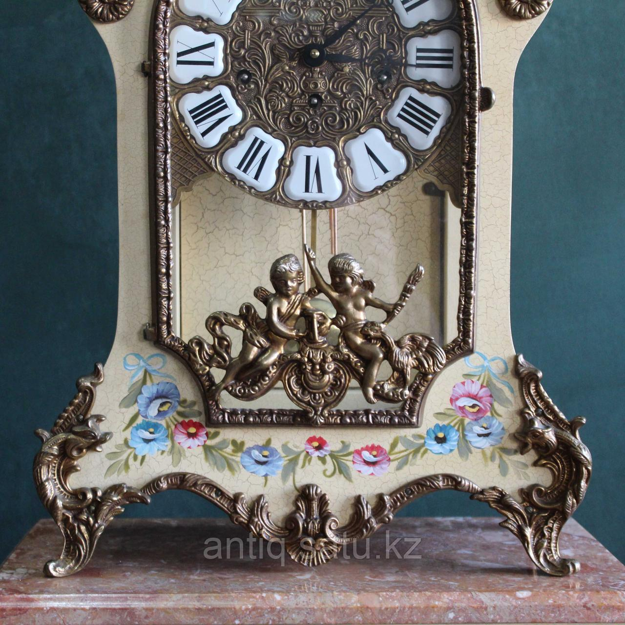 Итальянские часы в венецианском стиле - фото 4