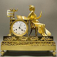 Кабинетные часы в стиле Ампир