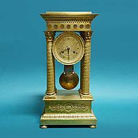Кабинетные часы в стиле Карла Х