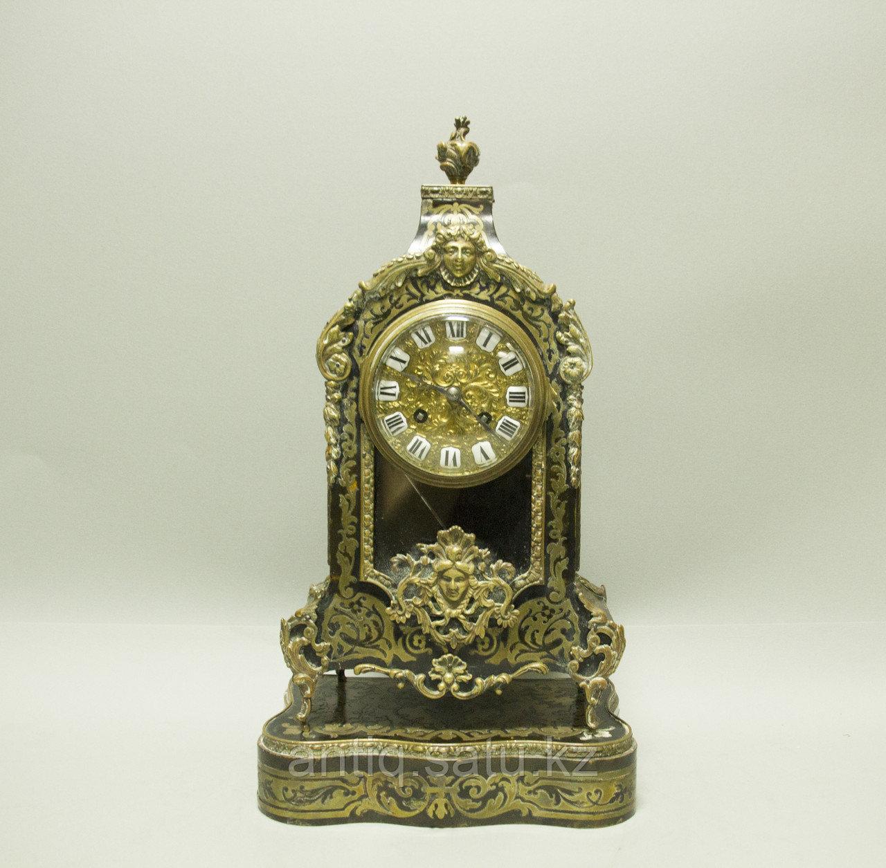 Кабинетные часы в стиле Людовика XIV - фото 1