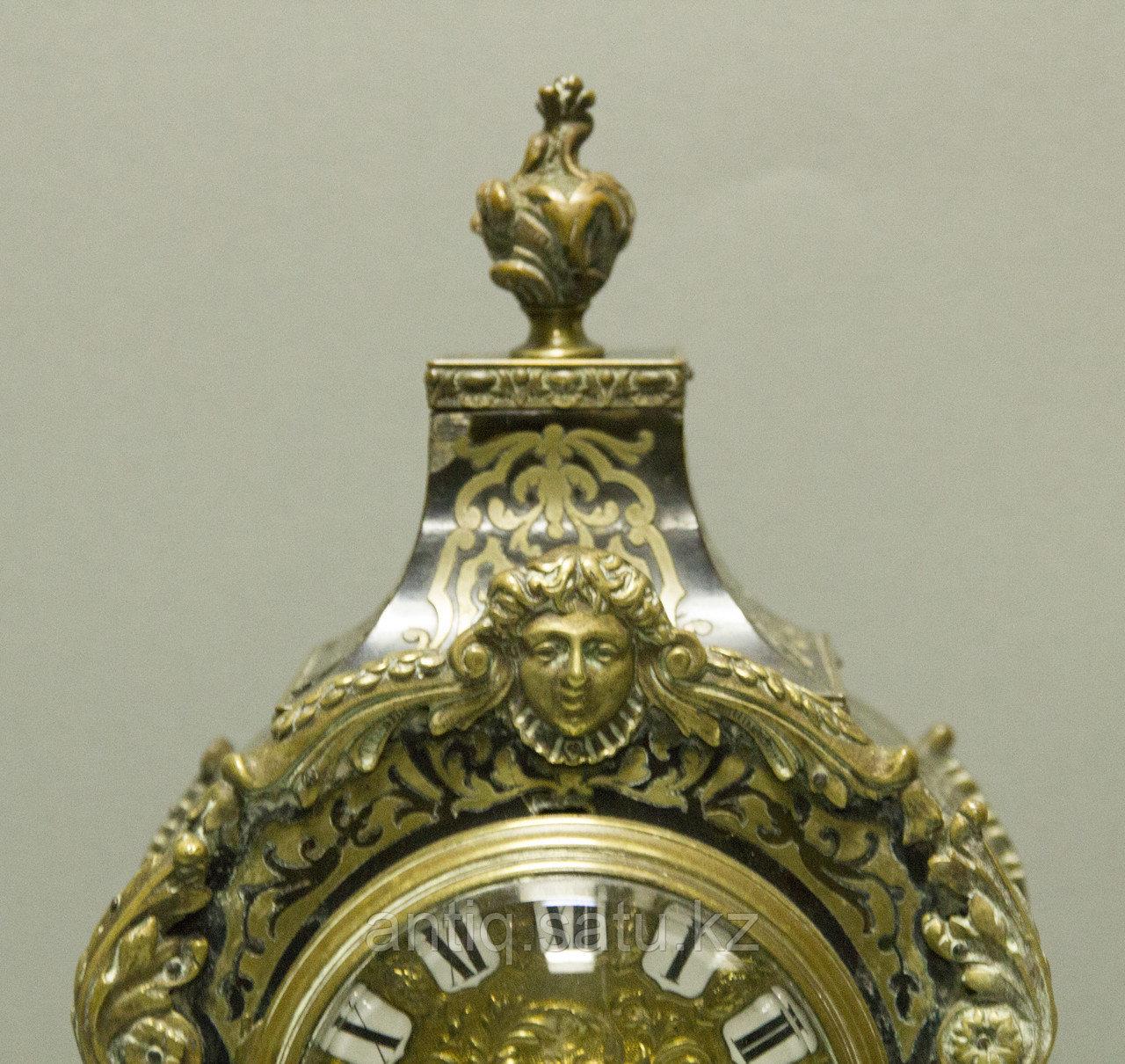 Кабинетные часы в стиле Людовика XIV - фото 2