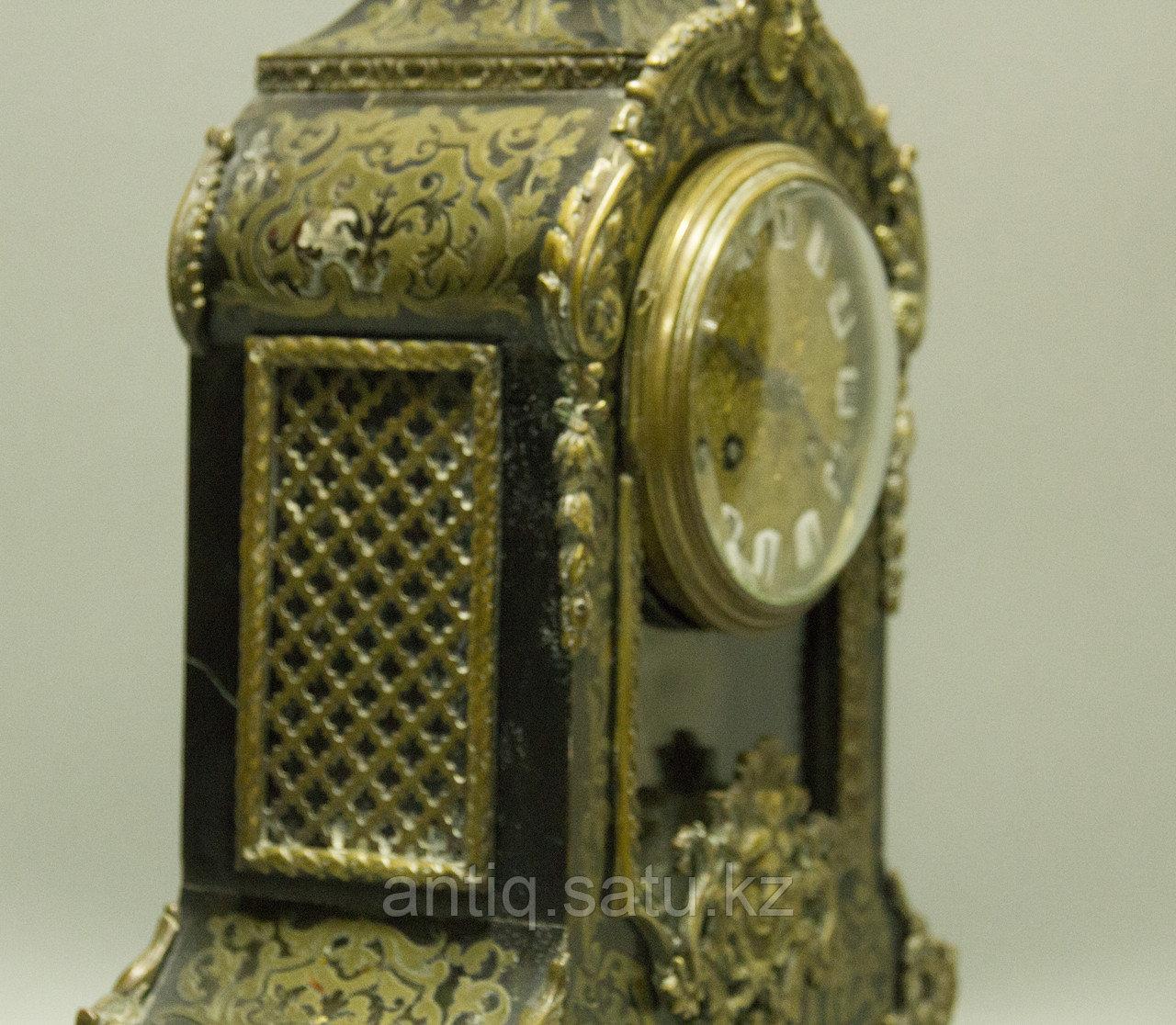 Кабинетные часы в стиле Людовика XIV - фото 3
