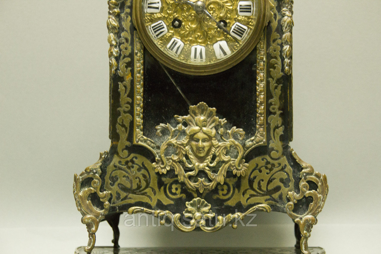 Кабинетные часы в стиле Людовика XIV - фото 4