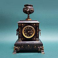 Кабинетные часы в стиле Наполеона III Часовая мастерская Le Forestier