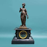 Кабинетные часы в стиле Наполеона III Часовая мастерская Lemasson