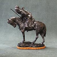 Казак на лошади Автор Angiolo Malavolti (1876-1947)