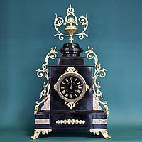 Каминные часы в стиле Наполеона III