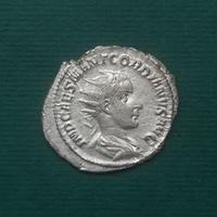 ОРИГИНАЛЬНАЯ МОНЕТА Древнего Рима. 3й век н.э. Римская Империя. Гордиан III.