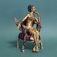 Клеопатра. Венская бронза. Скульптура в подарочной коробке