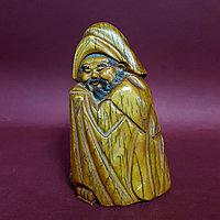 Скульптурная композиция «Конфуций» из кости мамонта.