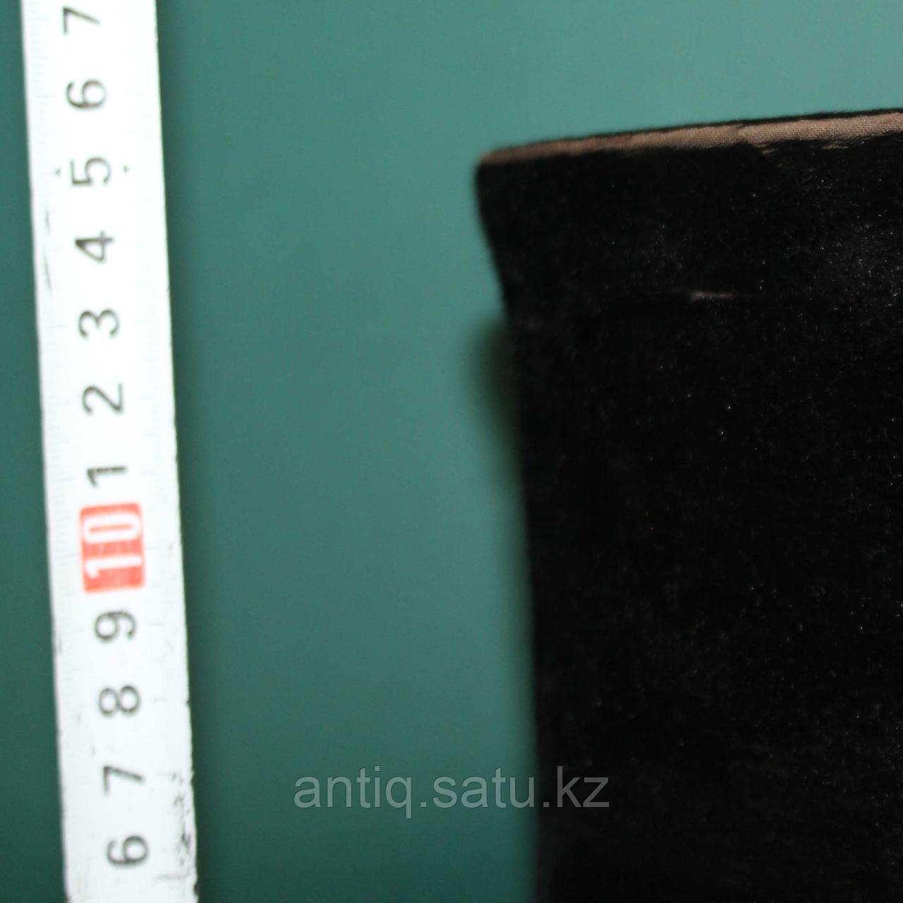Старинный цилиндр модного парижанина 19 века. - фото 6