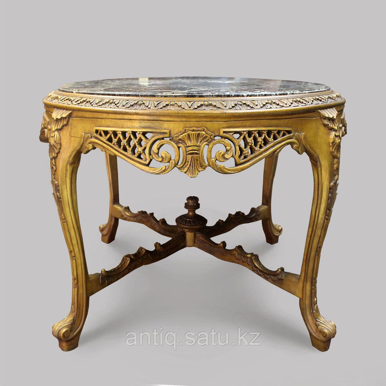 Стол обеденный в стиле Рококо - фото 1