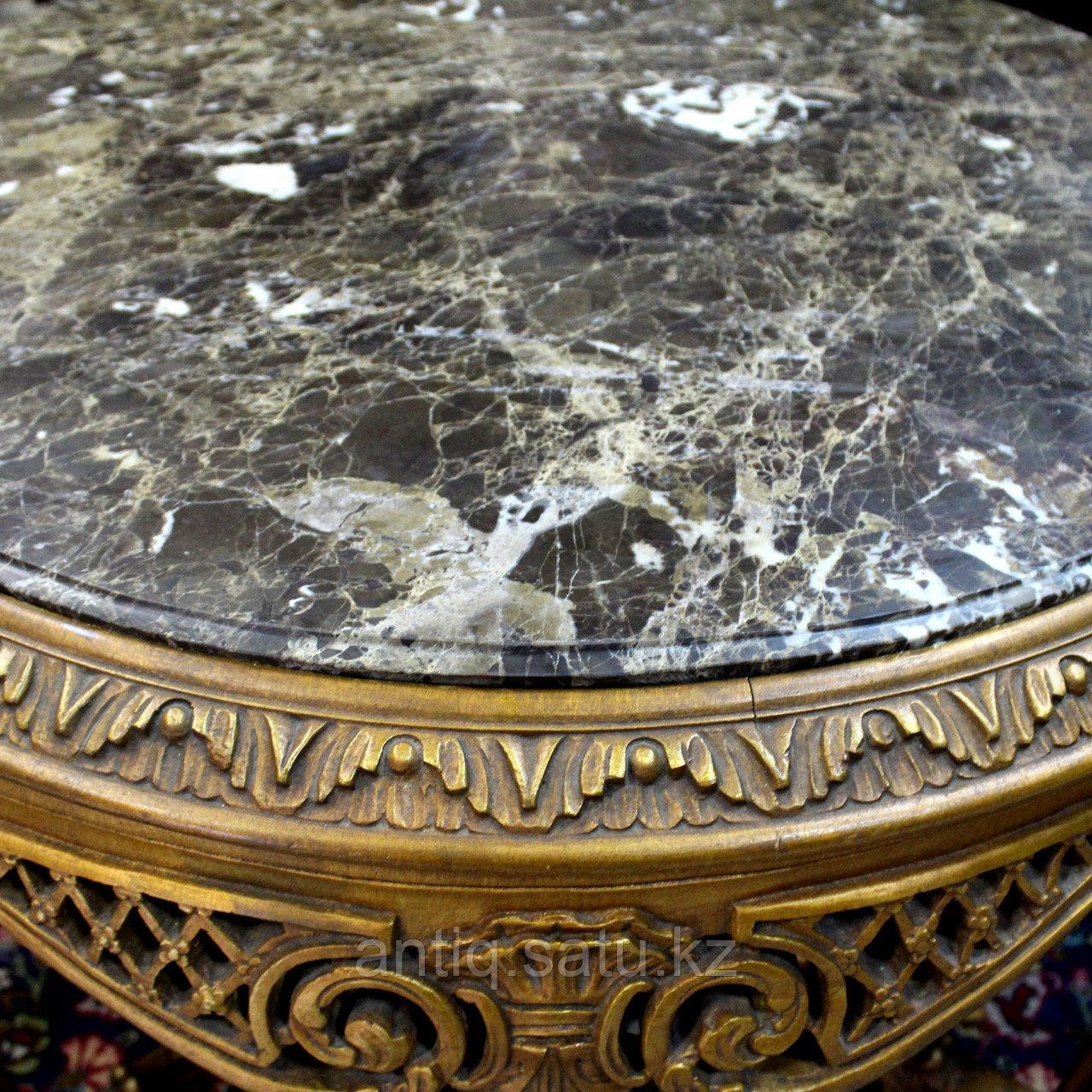 Стол обеденный в стиле Рококо - фото 3