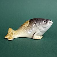 """Фарфоровая статуэтка """"Рыба"""""""