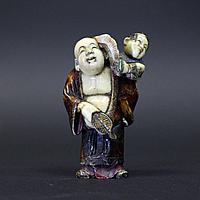 Хотэй- холщовый мешок - один из семи богов счастья. Клык моржа