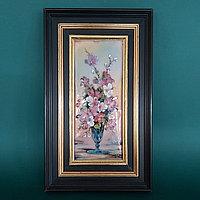 Цветочный натюрморт. Франция, Лимож. II половина XX века