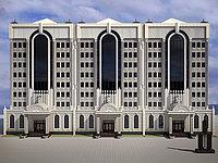 Дизайн экстерьера жилищный комплекс