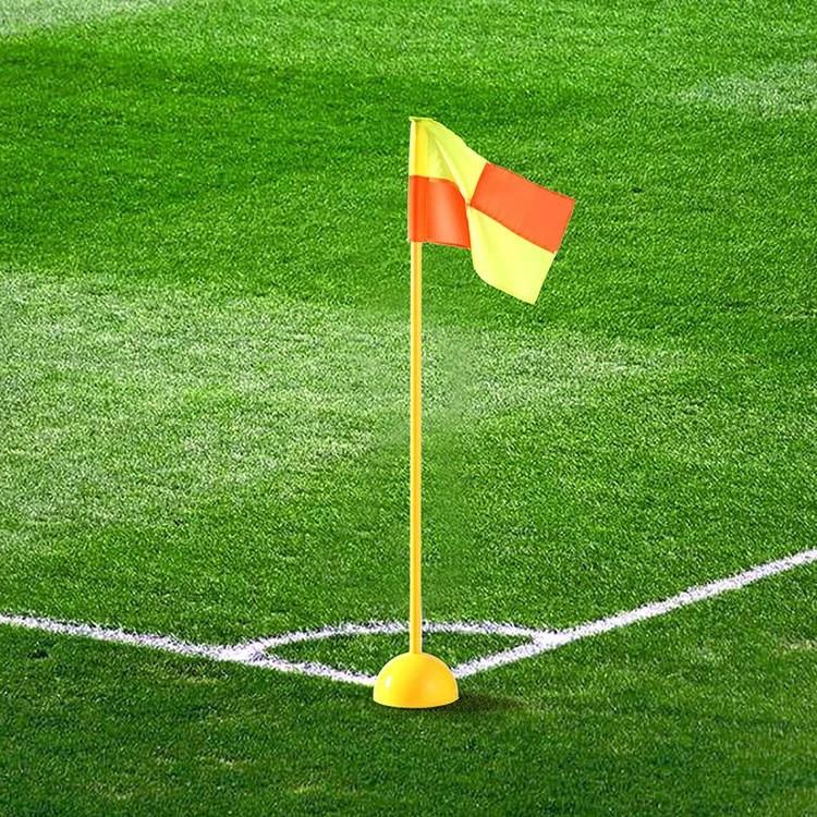 Угловый флажок для футбола