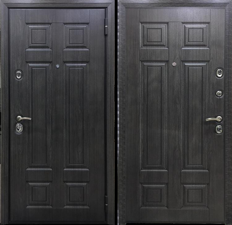 Металлические двери RD-2