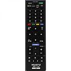 Универсальный пульт ДУ для телевизоров Sony HUAYU RM-L1185 (черный)