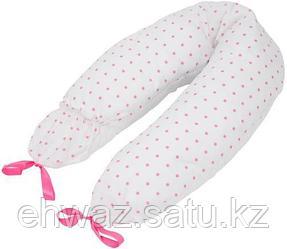 Подушка для беременных Roxy Kids Премиум наполнитель холлофайбер+шарики+кармашек+завязки