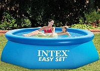 Круглый бассейн Intex 183*51