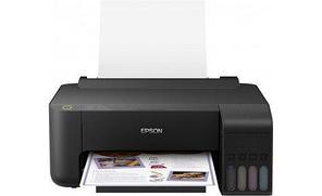 Принтер Epson L1110 с оригинальной СНПЧ и чернилами ORIGINALAM.NET 127мл