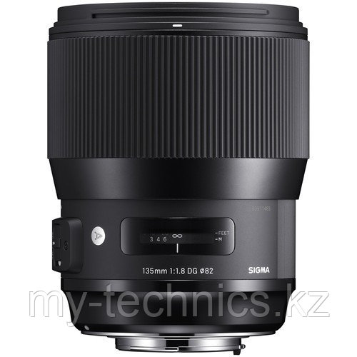 Sigma 135mm f/1.8 DG HSM Art для Sony