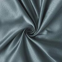 Ткань портьерная 'Дамаск' TEAL SOLID, ширина 280, длина 10м, 160 г/м2
